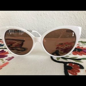 Betsey Johnson Cateye sunglasses